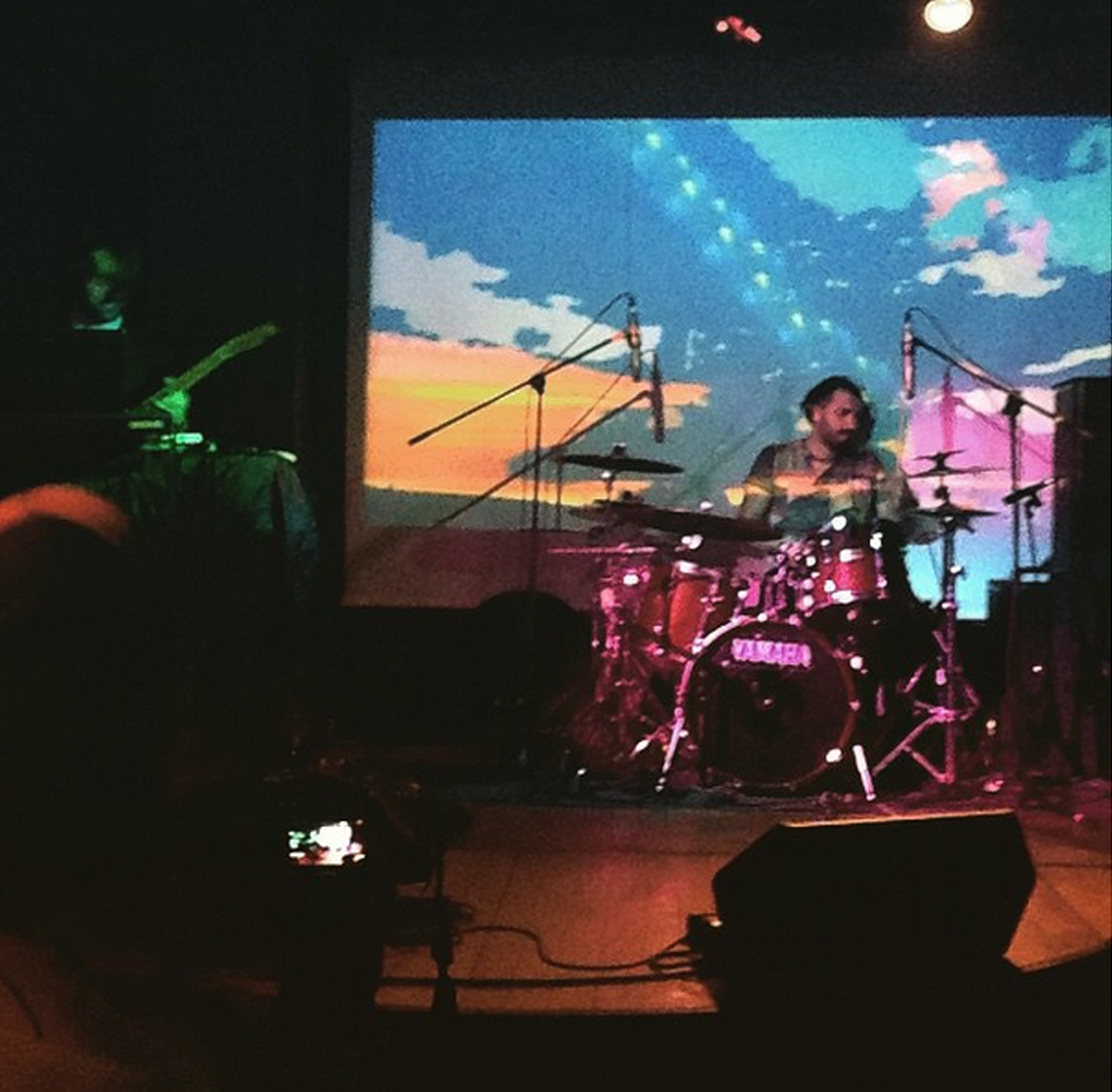 Live Visuals HICCUP